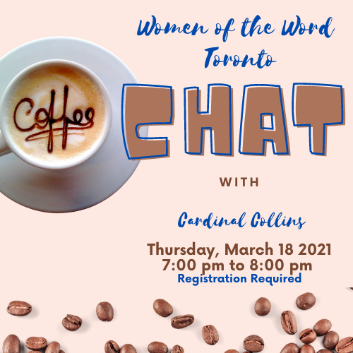 Women of the Word Chat with Cardinal Collins