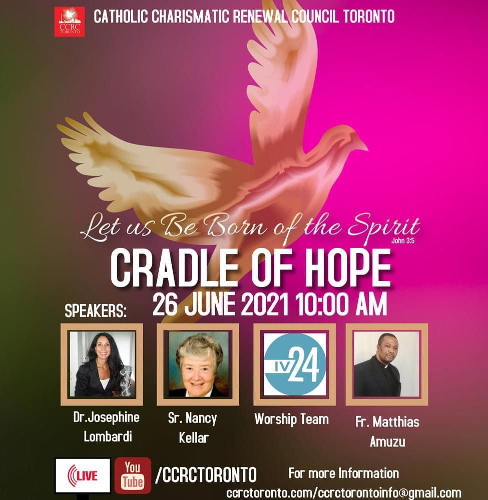 Cradle of Hope poster