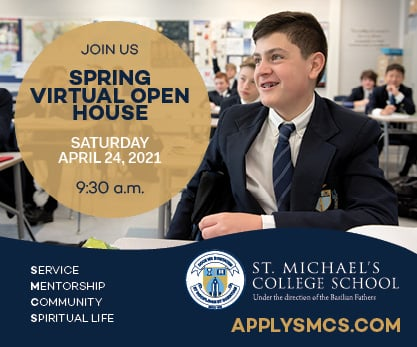 SMCS Spring Open House promo