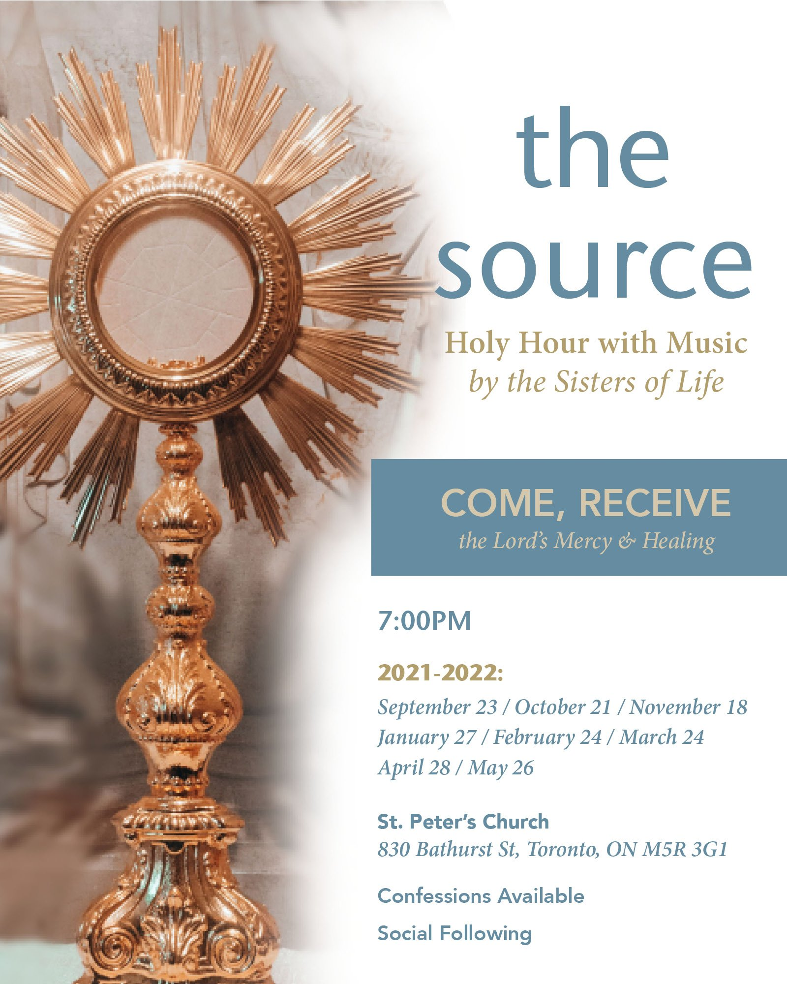 Poster for The Source