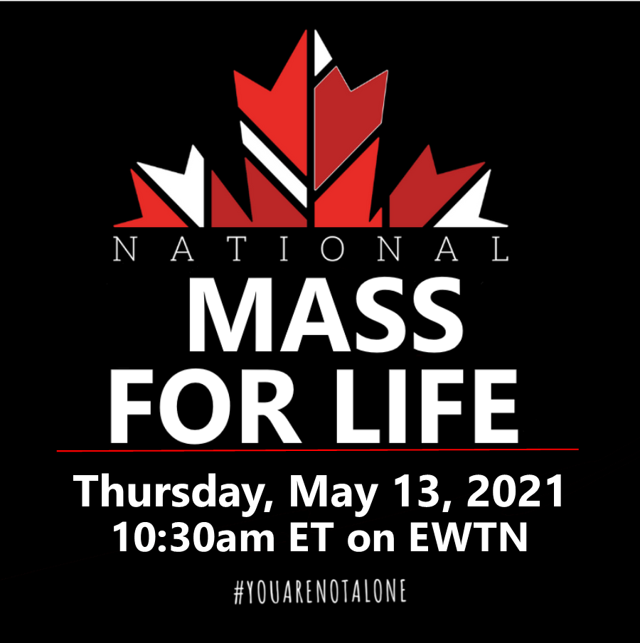 Mass for Life logo (2021)