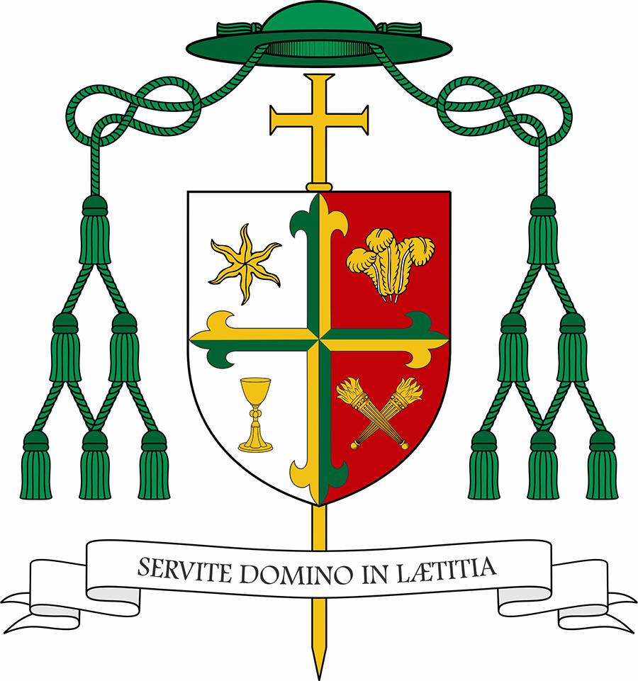 Bishop Camilleri COA