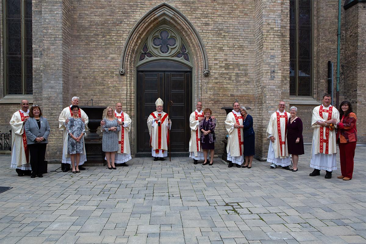 Diaconate Banner