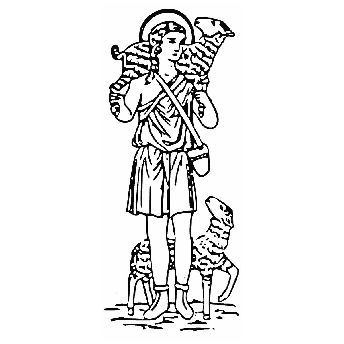 Catechesis of the Good Shepherd icon