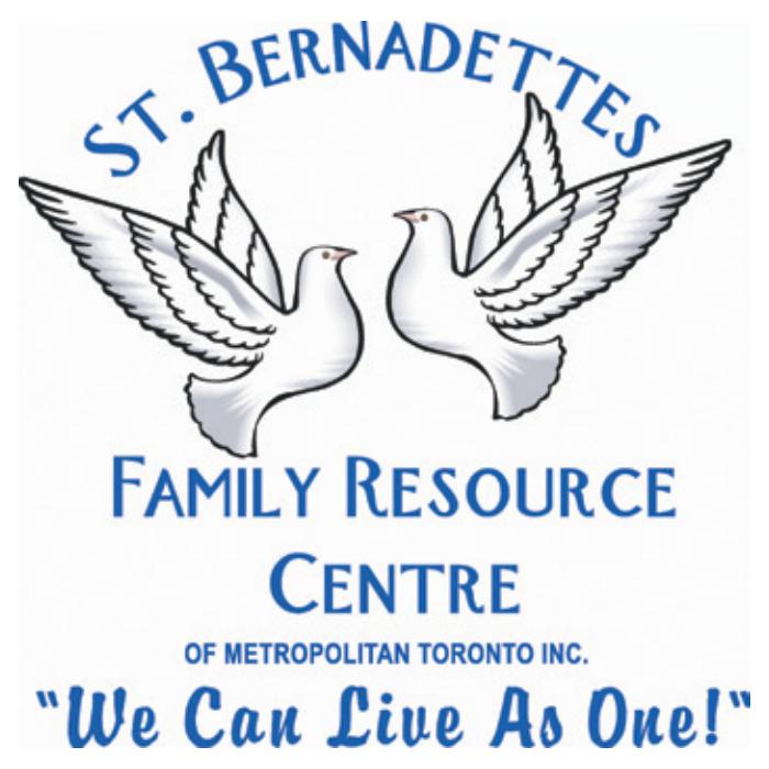 St. Bernadette's Family Resource Centre logo
