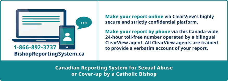 Information about bishopreportingsystem.ca
