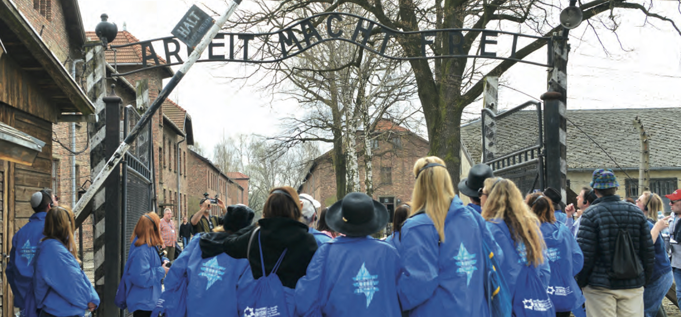 "2021 International March of the Living: Commemoration and Ceremony to Observe ""Yom HaShoah"""