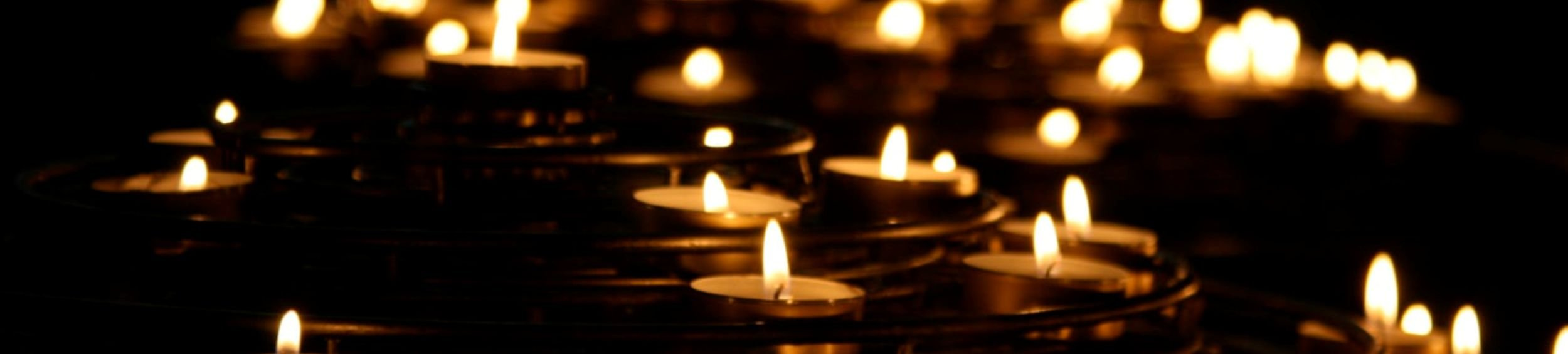 Candle Banner Image